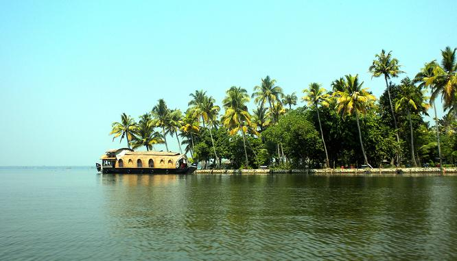Kumarakom Vembanad Lake
