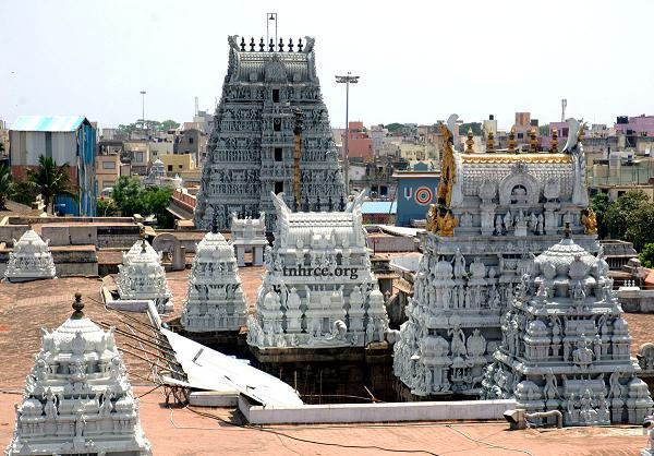 Parthasarathy Temple Chennai